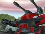 Tanks in PlanetSide
