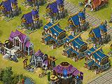 Warlords: Art of War Advance Structuring of Fortress
