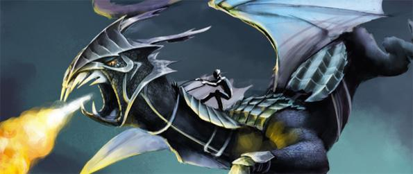 Dragons of Atlantis - Raise your very own dragon and wage war to dominate the lands.