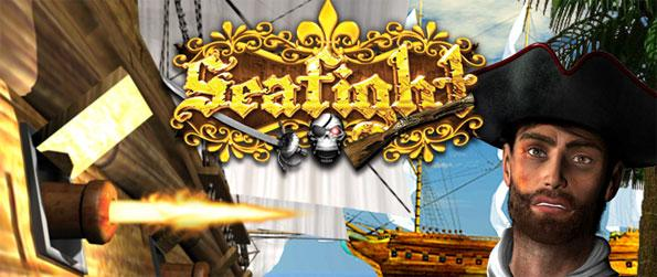 Seafight - Take to the seas and sink whoever crosses your path in this awesome game.