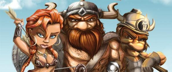 Cultures Online - Step forth and become the greatest viking in all the lands.