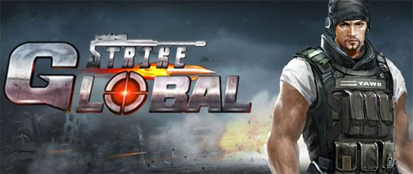 Global Strike - Play as a trooper with the Storm Union or the Strike Cops and defeat the other team.