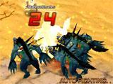 Goddess of War Impressive Battle System