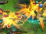 Celestial Dynasty Awesome Battle