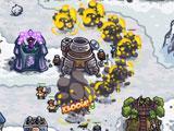 Artillery power