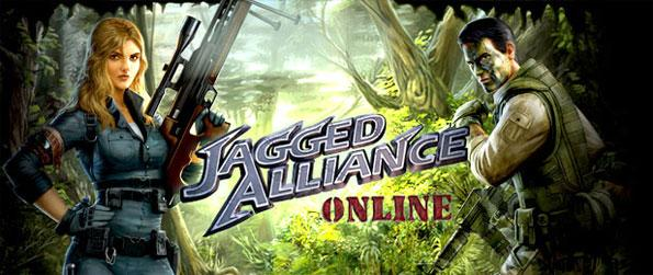 Jagged Alliance Online: Reloaded - Establish your very own mercenary agency in Jagged Alliance Online
