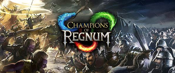 Champions of Regnum - Enjoy this intense and highly engaging MMORPG and become one of the best warriors in all the land.