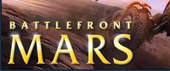 Battlefront Mars: War of Clans - Battle your way to supremacy and control over water in Mars.