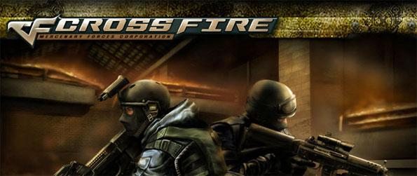 Crossfire - Coordinate with your teammates to take down all who oppose you in this intense shooter.