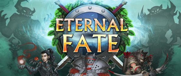 Eternal Fate - Enjoy an awesome RPG experience that consists of both co-op and PvP modes.