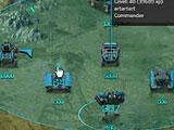 Controlling Army Units in Infinitum