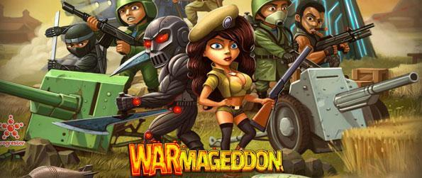 Warmageddon - Take part in the exhilarating conflicts between settlement encampments in this strategy game in Facebook.