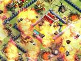 Hero Sky explosive battle