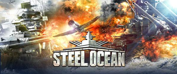 Steel Ocean - Enter the chaotic seas and obliterate your opponents with your superior skills and tactics.
