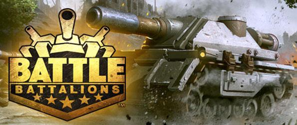 Battle Battalions - Command your very own battalion and destroy your opponent with your superior strategies.