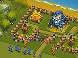Tribe Attack in Tribez at War