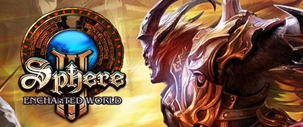 Sphere 3: Enchanted World - Immerse yourself in this incredible MMORPG that you simply won't be able to let go of.