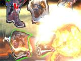 Star Crusade explosive effects