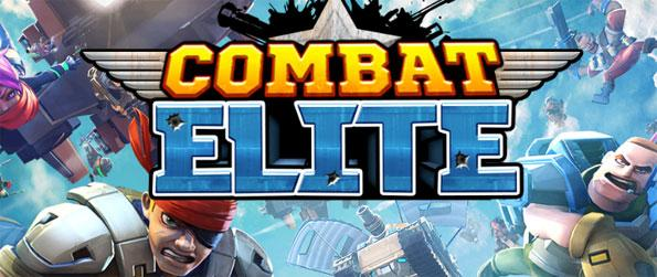 Combat Elite - Take command of a futuristic squad of troops and take on missions with various challenges.