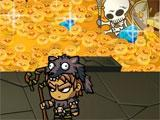 Maganic Warriors intense duel