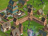 Age of Empires: World Domination City Build Scene