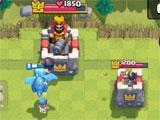 Clash Royale epic battle