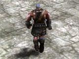 Knight Online Level 1 Character