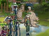 Unlimited Ninja peaceful town