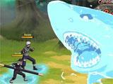 Unlimited Ninja epic fight