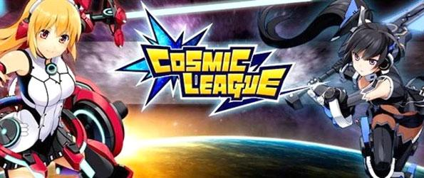 Cosmic League - Play this fast-paced and highly addictive shooter game that's sure to impress.