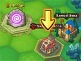 Kingdom Glory: World map