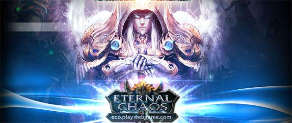 Eternal Chaos - Merge with your beast companion and turn into a superior form in this fun-filled MMORPG, Eternal Chaos!