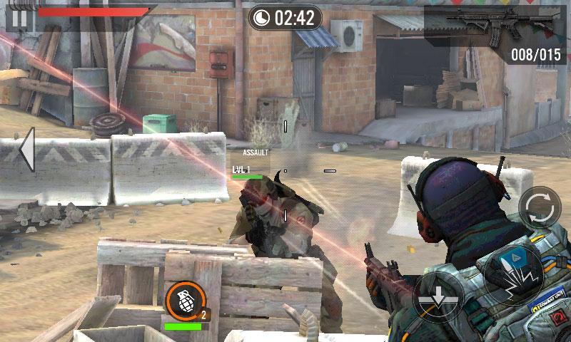 Frontline Commando 2 - MMO Square