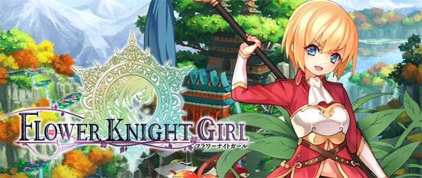 Flower Knight Girl - Create your own squad of Flower Knights, evolve them and equip them with powerful items in this adult-only, anime-themed MMORPG, Flower Knight Girl!