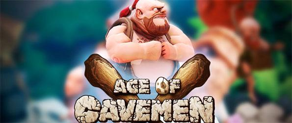 Age of Cavemen - Dominate the opposition in this awesome strategy game that takes place in a very unique setting.