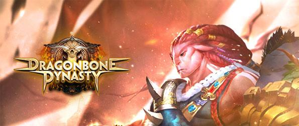 Dragonbone Dynasty - Defeat the onslaught of monsters and avenge your family in this exciting browser-based MMORPG, Dragonbone Dynasty!