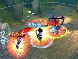 Exciting combat in Spirit Guardian: Vanguard Rush
