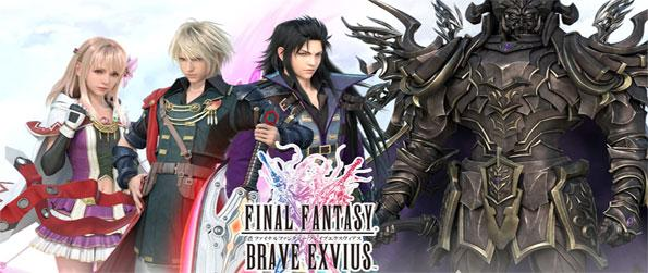 Final Fantasy Brave Exvius - Play this high quality mobile game that'll have you hooked as soon as you get into it.