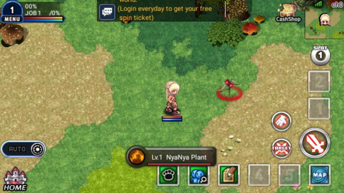 Ragnarok Path Of Heroes MMO Anlage - Minecraft 2d jetzt spielen