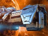 Galaxy Control: Beautiful spaceship designs
