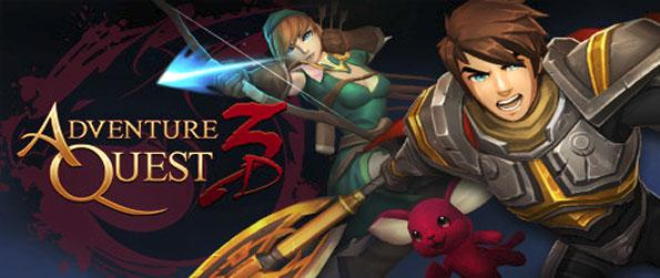 AdventureQuest 3D - Enjoy this breathtaking remake of one of the most popular MMORPGs to date.