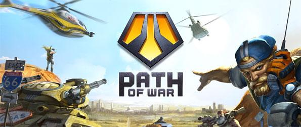 Path of War - The entire United States is your battlefield: raise and army, assemble a fighting force with your friends and march on the Washington D.C.