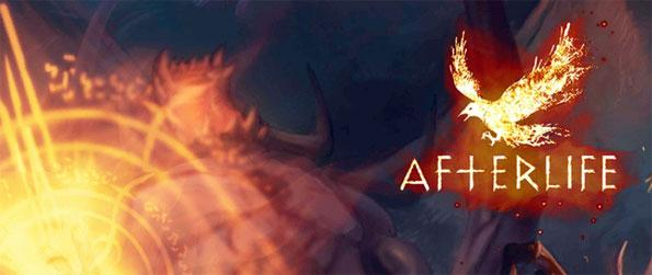 Afterlife: RPG Clicker CCG - Fight against wave after wave of undead creatures in this amazingly unique casual RPG game, Afterlife!