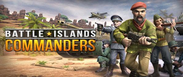 Battle Islands: Commanders - Utilize your strategic prowess to overcome your enemies in this captivating game.