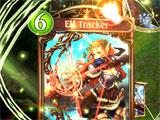 Shadowverse: Evolving a card