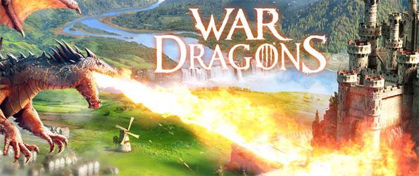 War Dragons - Breed, train and collect a wide variety of dragons, and conquer the realm in War Dragons!