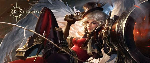 Revelation Online - Explore every corner of the beautiful world of Nuanor while enjoying the many story-driven adventures, quests and dungeons in this amazing MMORPG, Revelation Online!