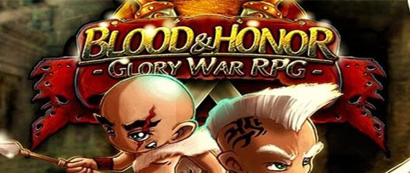 Blood & Honor - Glory War RPG - Go head to head against other players and test your strength in the arena in this exciting MMORPG!