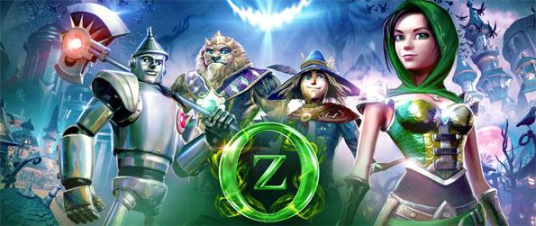 Oz: Broken Kingdom - Enjoy the game's engaging storyline and its fun turn-based gameplay as you explore the magical Land of Oz!