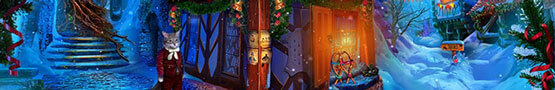 Versteckte Objekte Spiele! - Top 3 Christmas-Themed Hidden Object Games of 2018